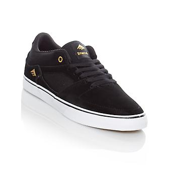 Emerica Black-White The Hsu Low Vulc Shoe