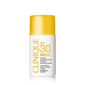 Clinique Mineral Sun Screen Fluid for Face SPF50 30ml