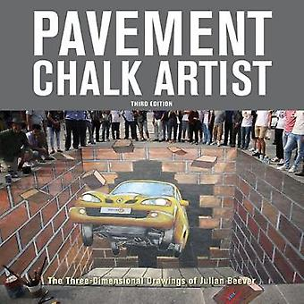 Pavement Chalk Artist - The Three-Dimensional Drawings of Julian Beeve