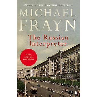 Den ryska tolken (Main) av Michael Frayn - 9780571315888 bok