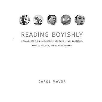 Læsning Boyishly - Roland Barthes - J.m. Barrie - Jacques Henri Larti
