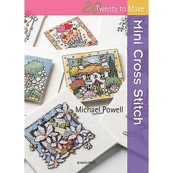 Mini punto de cruz por Michael Powell - libro 9781844486571