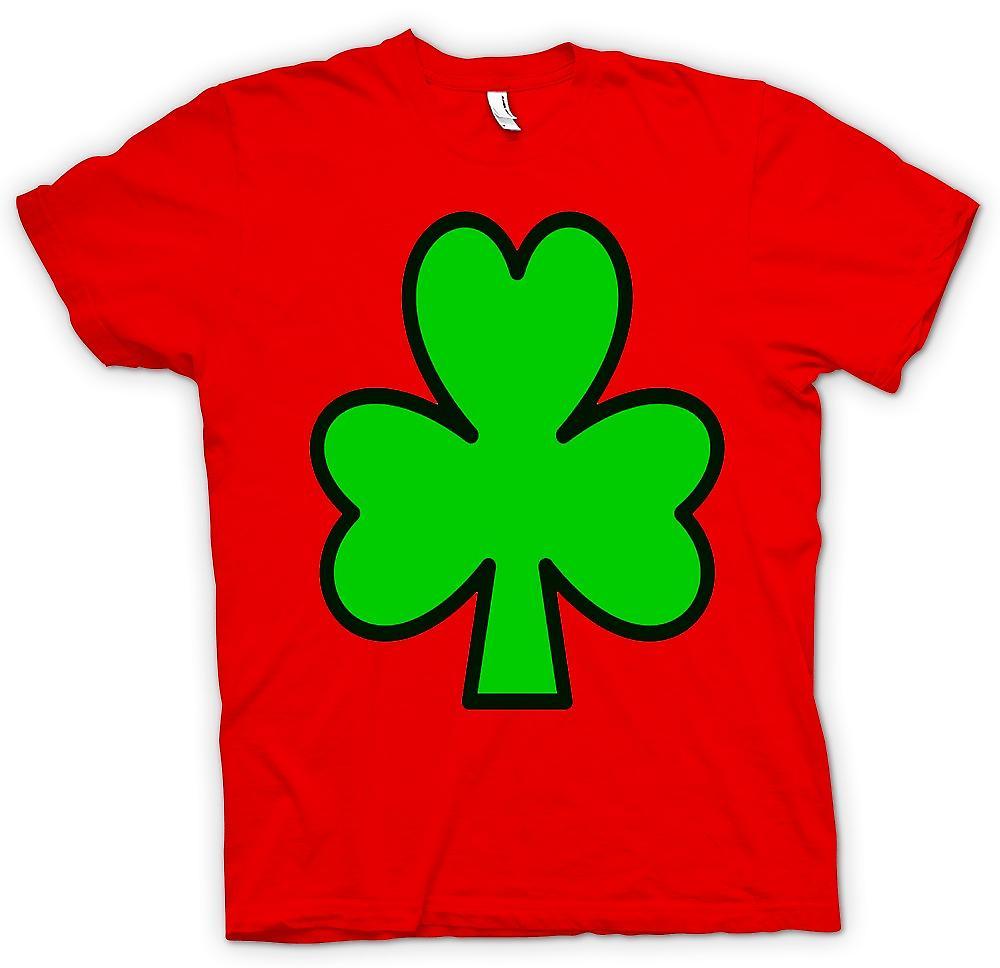 Hommes T-shirt - Shamrock Irish - Drôle