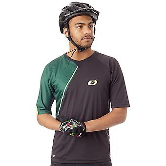 Oneal negro verde 2019 Pin It Short Sleeved Jersey MTB