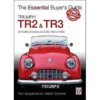 Triumph TR2 - & TR3 - tous les modèles (y compris 3 a et 3 b) 1953