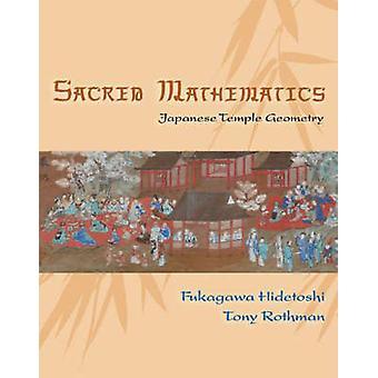 Sagradas matemáticas - geometría de templo japonés por Fukagawa Hidetoshi-