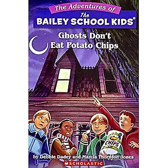 Ghosts Don't Eat Potato Chips (A Little Apple Paperback)