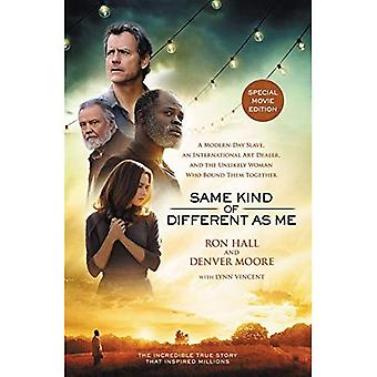 Same Kind of Different as Me [Movie Edition]