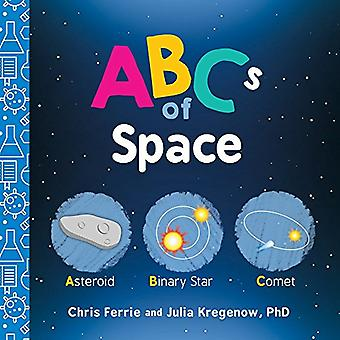 ABCs of Space (Baby University) [Board book]