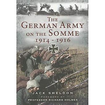 L'armée allemande sur la Somme 1914-1916