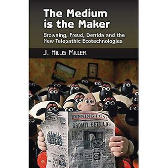 Das Medium ist der Hersteller: Browning, Freud, Derrida und die neue telepathischen Ökotechnologien