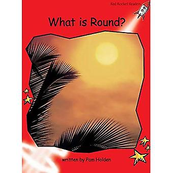 What is Round?: Level 1: Early (Red Rocket Readers: Non-fiction Set A)