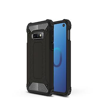 For Samsung Galaxy S10 Lite magic armor case outdoor black bag case protective cover
