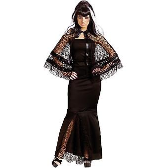 Gorgeous Widow Adult Costume