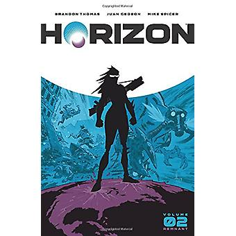Orizzonte Volume 2 - residuo da Brandon Thomas - libro 9781534302273