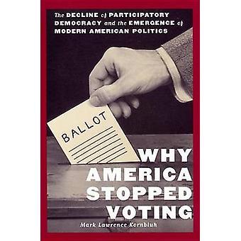 Waarom is Amerika gestopt door Kornbluh & Mark Lawrence stemmen