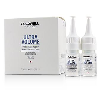 Goldwell Dual Senses Ultra Volume Intensive Bodifying Serum (volume For Fine Hair) - 12x18ml/0.6oz