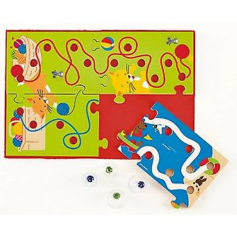 Hape Scrible labyrint E6311
