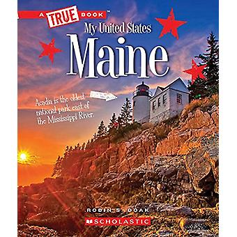 Maine by Robin S. Doak - 9780531247174 Book