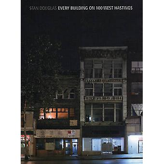 Every Building on 100 West Hastings by Stan Douglas - 9781551521350 B