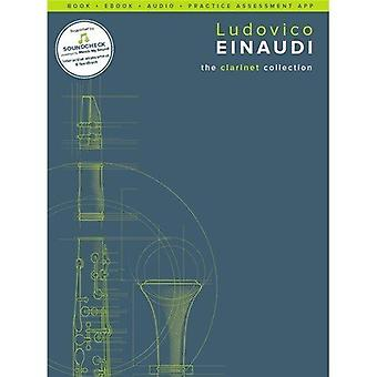 Ludovico Einaudi - The Clarinet Collection (Book/Online Media) - 97817