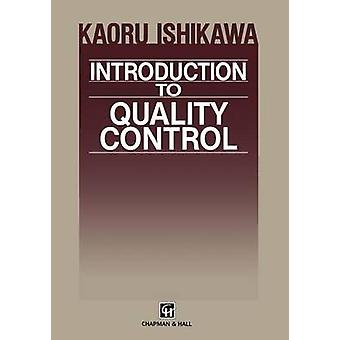 Introduction to Quality Control by Kaoru Ishikawa