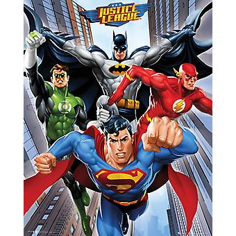 DC Comics steigen Mini Poster 40x50cm