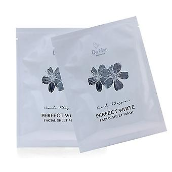 Demon Perfect White Facial Sheet Mask - 3x25ml/0.8oz