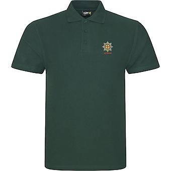 Cold Stream Guards veteran-licenseret British Army broderet RTX Polo