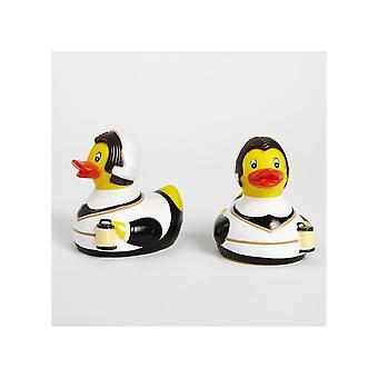 Yarto Bath Rubber Duck - Florence Nightinquail - Florence Nightingale
