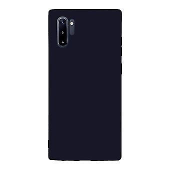 Samsung Galaxy Note 10+ Case Liquid Silicone - Navy
