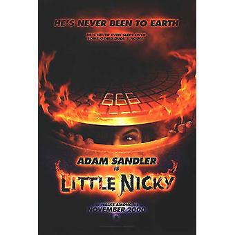 Little Nicky (Double Sided Advance) (2000) Original Cinema Poster