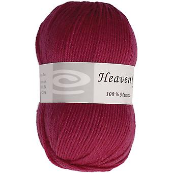 Heavenly Yarn Eggplant Purple Q52 100 F804