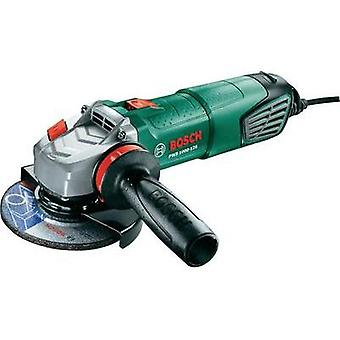 Angle grinder 125 mm incl. case 1001 W Bosch Home and Garden PWS 1000-125 06033A2600
