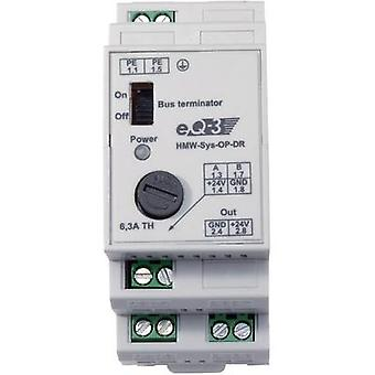 HomeMatic RS485 sobretensiones protección 85978 DIN rail
