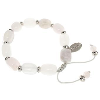 Lola Rose Angel armbånd Beryl stein & Multi hvit agat