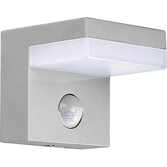 LED outdoor wall light 11 W Warm white GEV 021709 Grey