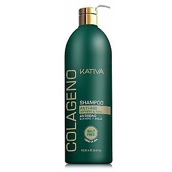 Kativa Champu 1000 Ml Colageno. (Woman , Hair Care , Shampoos)