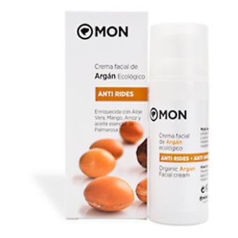 Mon Deconatur Antirides cream Argan 50 Ml.