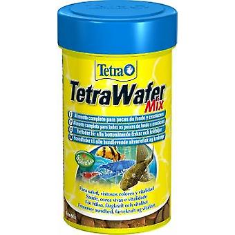 Tetra Wafermix 100Ml 11107 (Fish , Fish Food , Wafers)