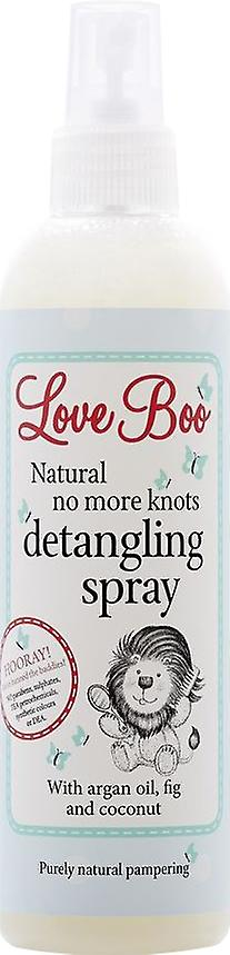 Liefde Boo No More Knots ontwarren Spray