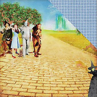 Wizard Of Oz Double-Sided Cardstock 12