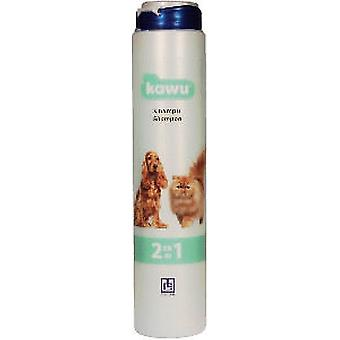 Calier Kawu SHAMPOO 2 IN 1 (Dogs , Grooming & Wellbeing , Shampoos)