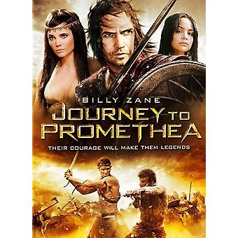Journey to Promethea Movie Poster (11 x 17)