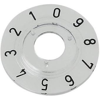 Mentor 331.203 Numbered Dial Disc, 1-9