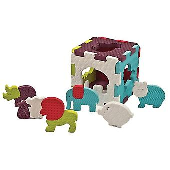 Ludi Animals peq foam pieces. (Toys , Preschool , Puzzles And Blocs)