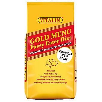 Vitalin guld Menu med 25% kød 2,5 kg