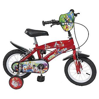 Toimsa Mickey Club House Child bike 12 (Outdoor , On Wheels , Bikes And Tricycles)