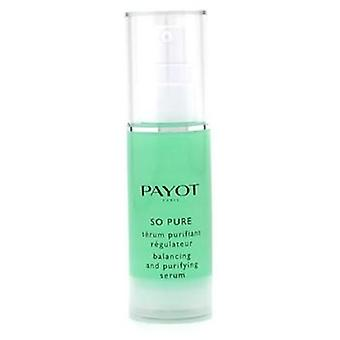 Payot Les Purifiantes So Pure Balacing & Purifying Serum (Oily and Combination Skin) - 30ml/1oz