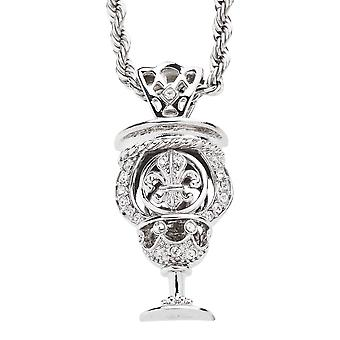 Iced Out Bling Hip Hop Kette - ORLEANS CUP